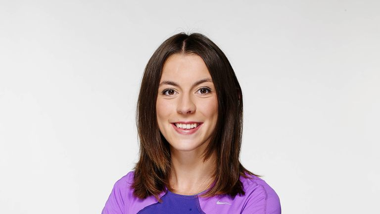 Jessica Judd: Competed at the recent World Athletics Championships in Moscow