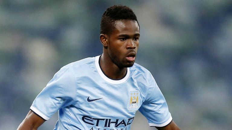 Abdul Razak: Midfielder had made only seven appearances for City since joining in 2010