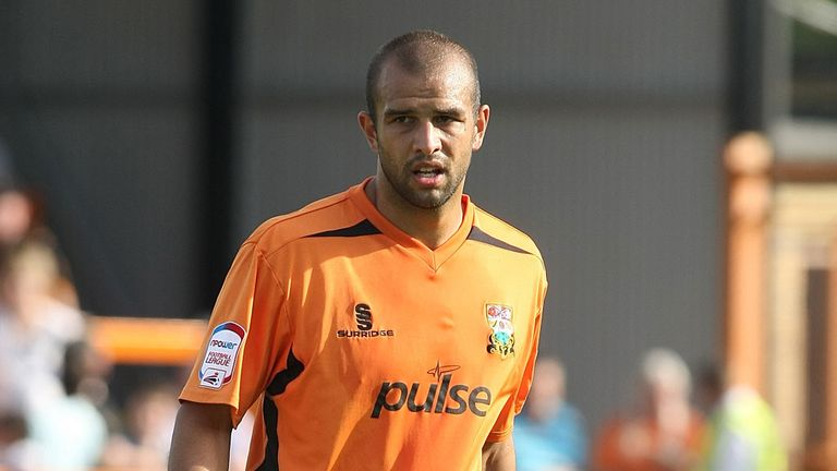 Anwar Uddin also turned out for Bristol Rovers and Dagenham and Redbridge during his playing career