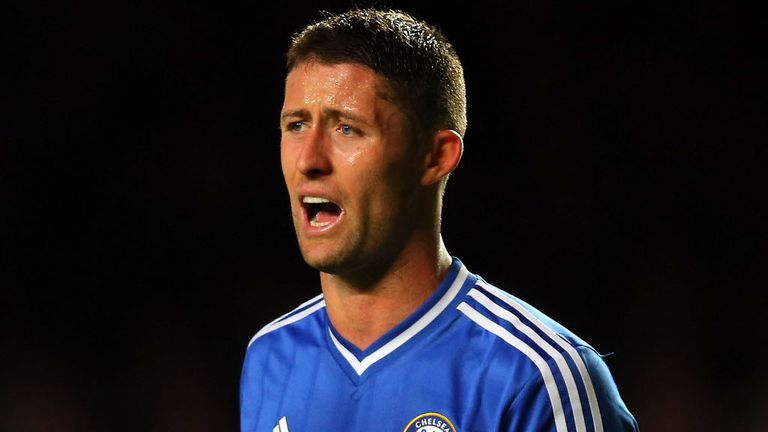 """Gary Cahill: """"Massively disappointed"""" by defeat at Stoke"""