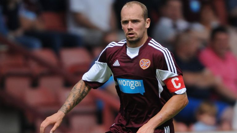 Jamie Hamill: Netted the winning goal from the penalty spot