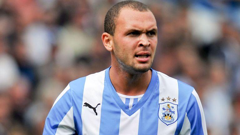 Joel Lynch: Almost grabbed late winner for Huddersfield