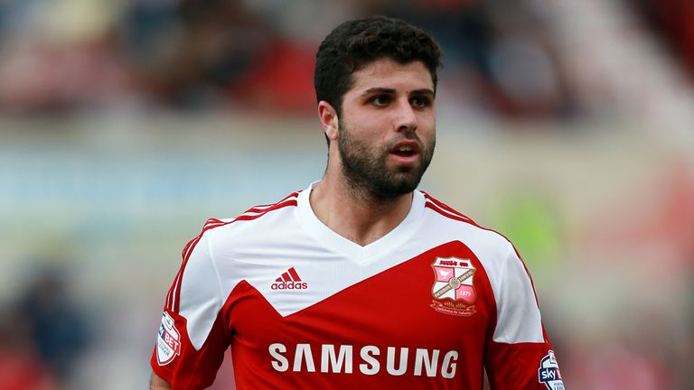 Yaser Kasim: Swindon deal extended
