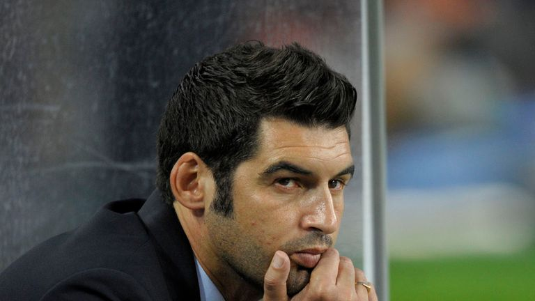 Paulo Fonseca has been linked to Everton and West Ham
