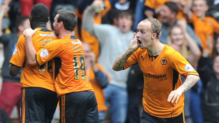 Leigh Griffiths (r): Failed to score in normal time