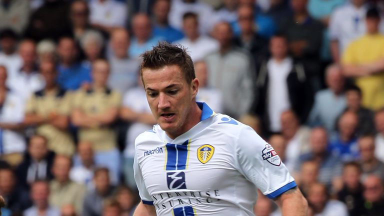 Ross McCormack left Leeds to join Fulham in 2014