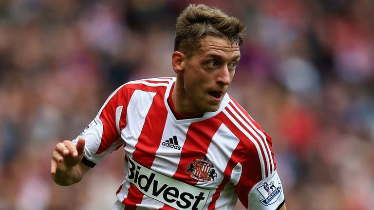 Emanuele Giaccherini: Has cooled speculation linking him with a return to Juventus