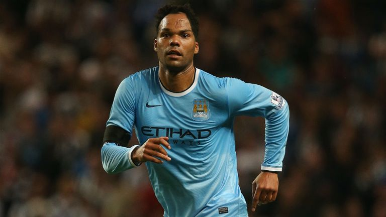 Joleon Lescott: Manchester City defender could be on the move in January