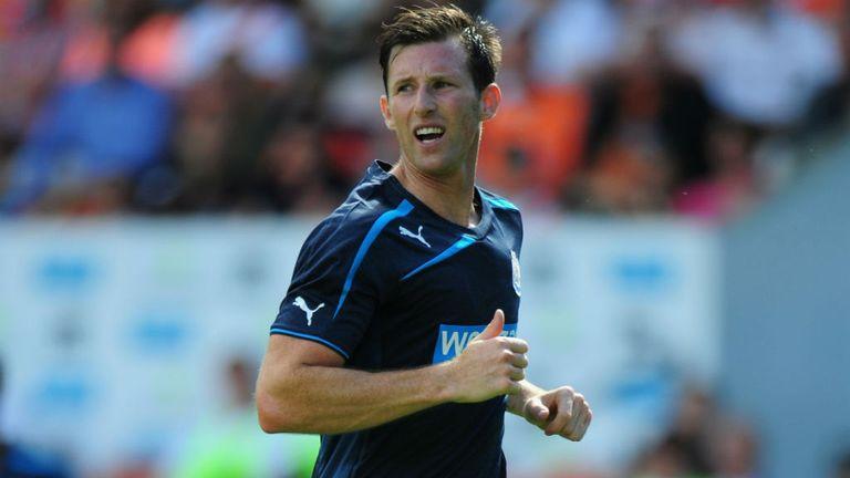 Mike Williamson of Newcastle United
