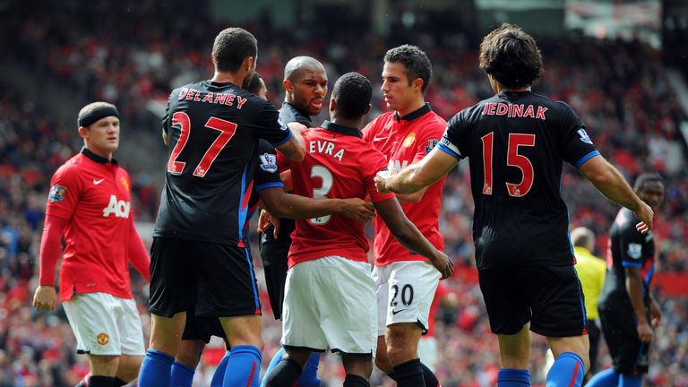 Crystal Palace v Manchester United: Merson predicts a draw
