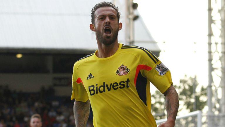 Steven Fletcher of Sunderland
