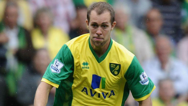 Steven Whittaker of Norwich City