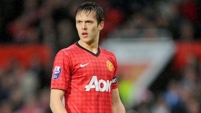 Tom Thorpe of Mancheter United
