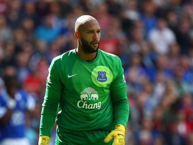 official photos 5f485 d763f Tim Howard - United States of America | Player Profile | Sky ...