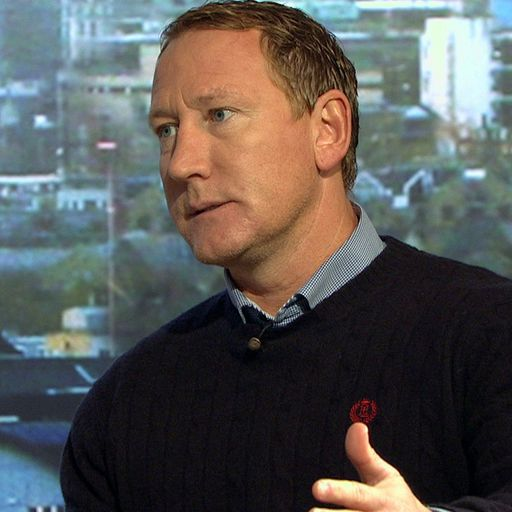 Parlour: No Arsenal leaders
