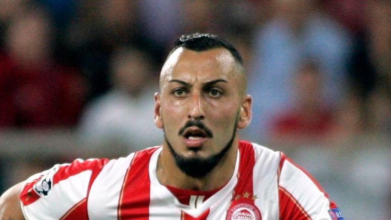 Kostas Mitroglou: Appears to be heading to Fulham