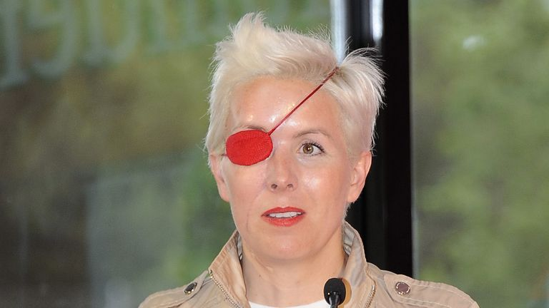 Maria De Villota: Death linked to accident, say family