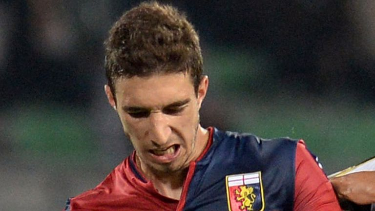 Sime Vrsaljko: Only linked up with Genoa over the summer