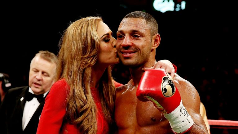 Kell Brook: Assured of a July title shot by the IBF