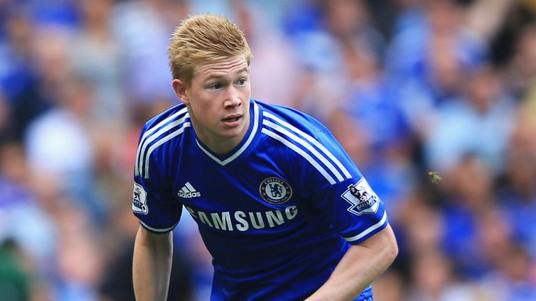 Kevin de Bruyne: Waiting to see what January holds