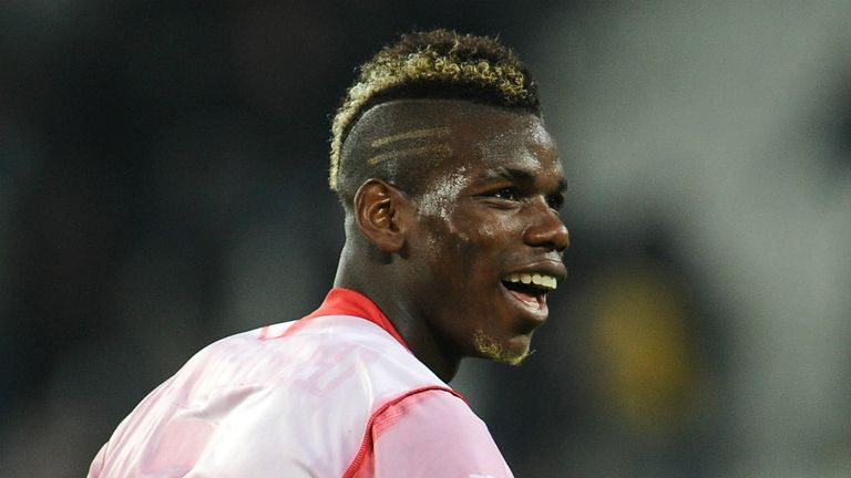 Paul Pogba: Set to be offered improved deal by Juventus