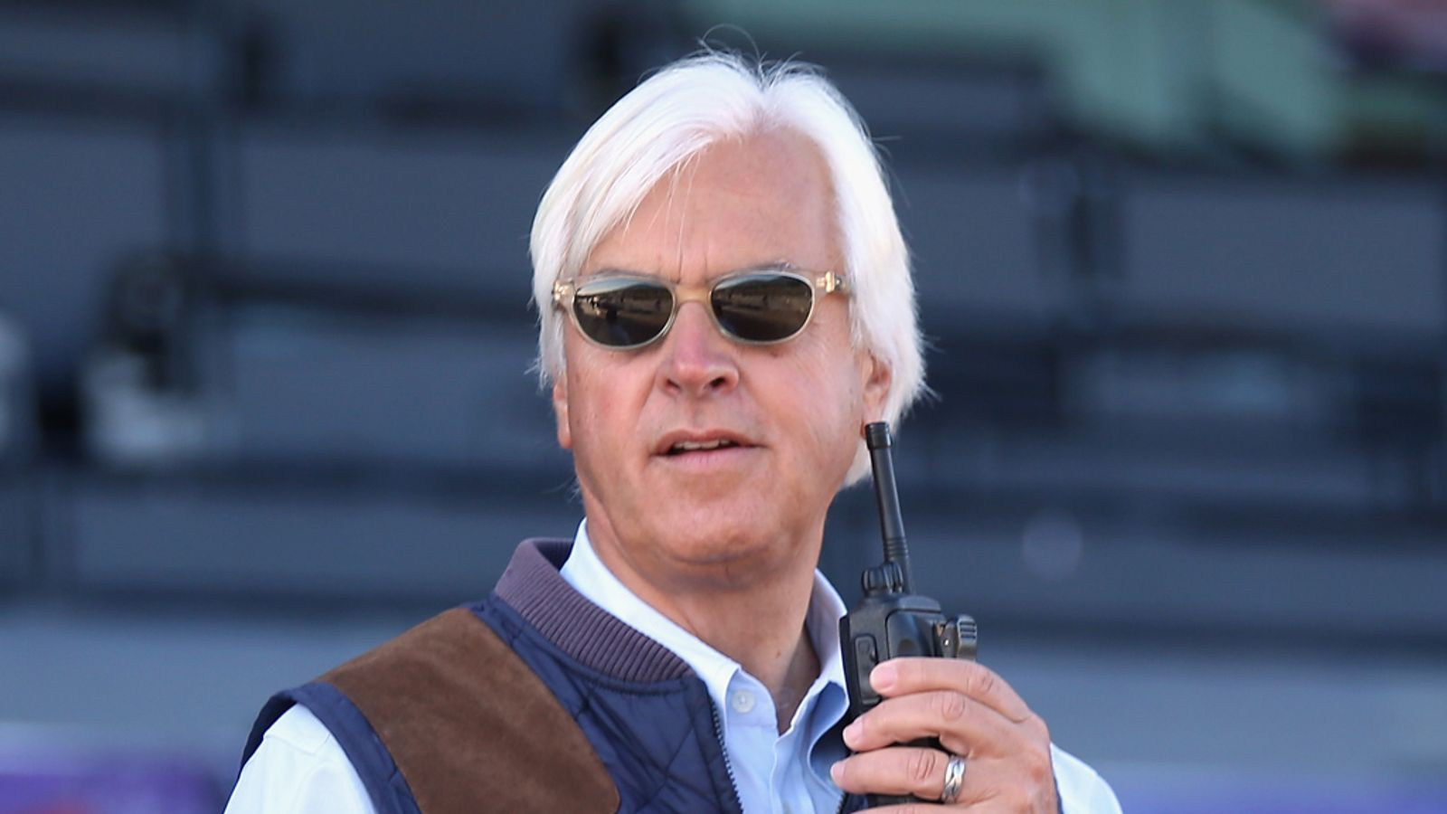 Bob Baffert to fight 15-day drug suspension