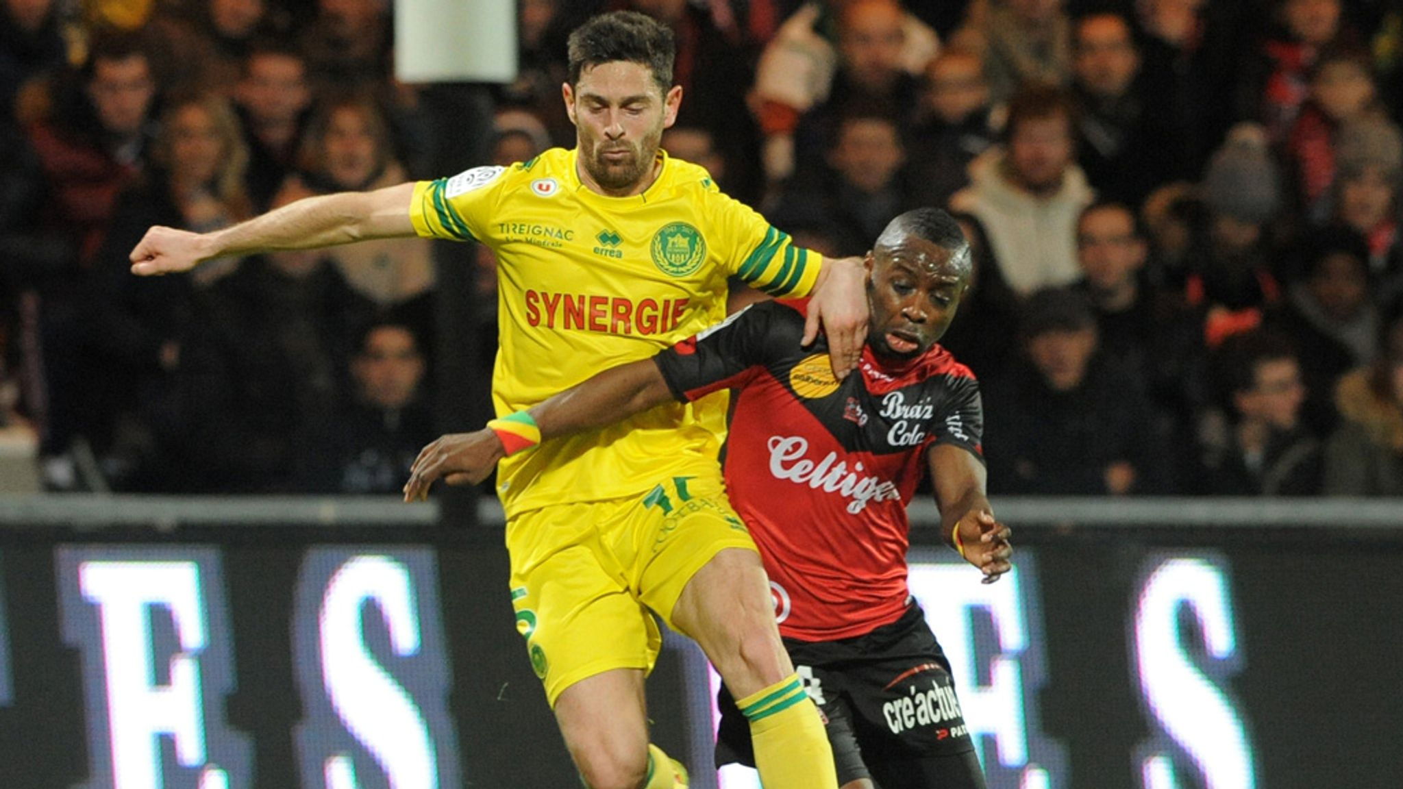guingamp vs nantes betting on sports