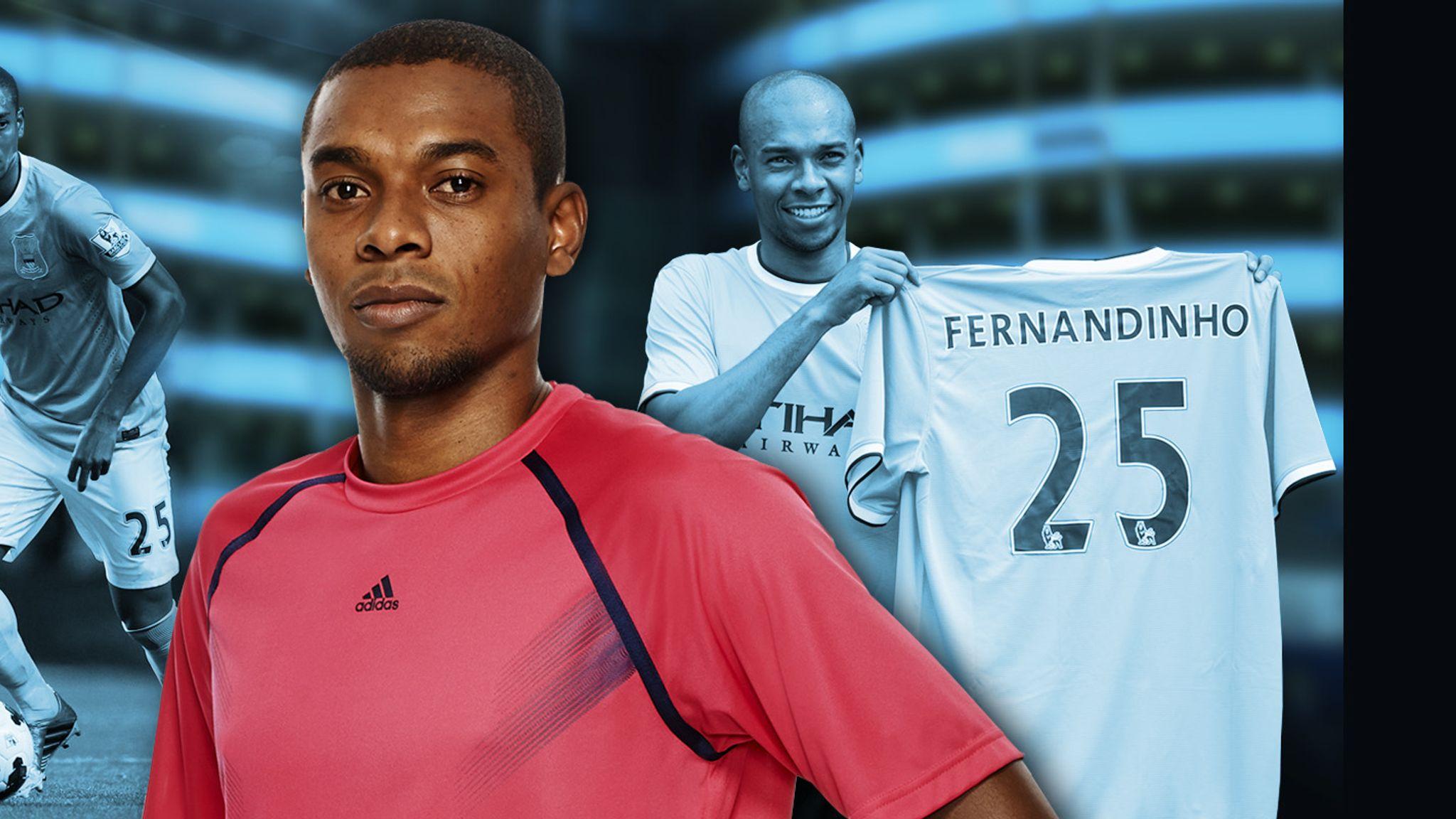 Fernandinho exclusive | Football News
