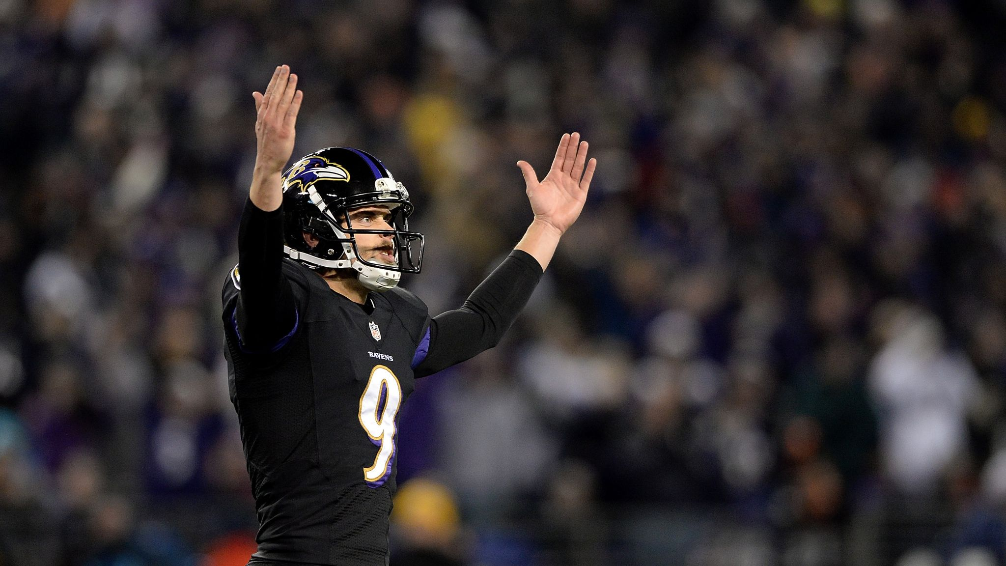 Baltimore Ravens Sign Justin Tucker To New Four Year Deal Nfl News Sky Sports
