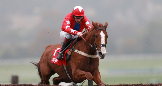 Sire De Grugy: Conditions not ideal for Gary Moore inmate