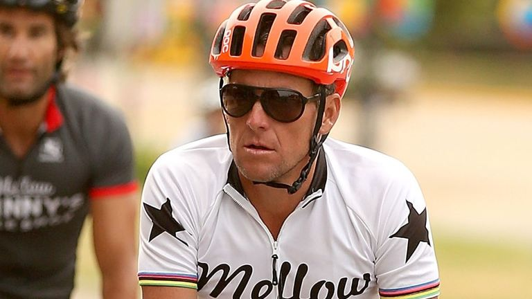 Lance Armstrong figured heavily in the CIRC report