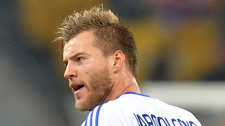 Andriy Yarmolenko is understood to be the subject of a potential transfer to Everton