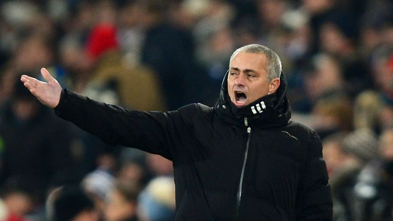 Jose Mourinho: Chelsea boss claims there is more pressure on Manchester City
