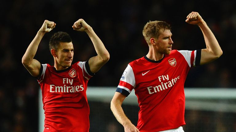 Laurent Koscielny and Per Merstesacker need competition, says Carra