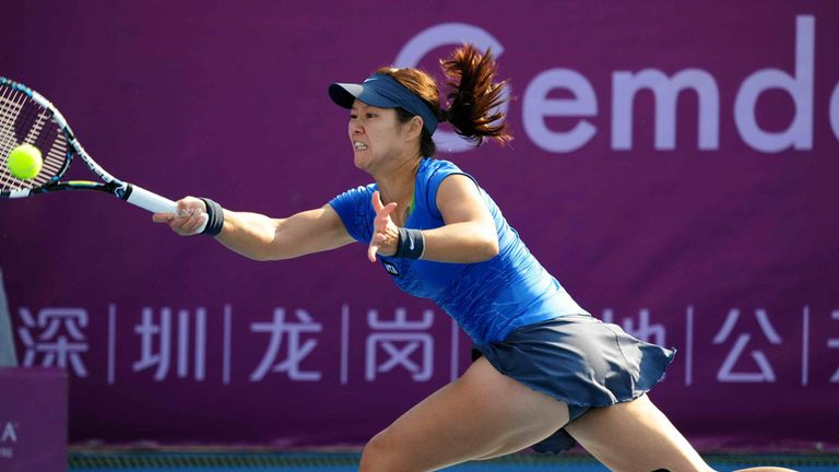 Li Na: Tournament favourite crashes out to Petra Cetkovska
