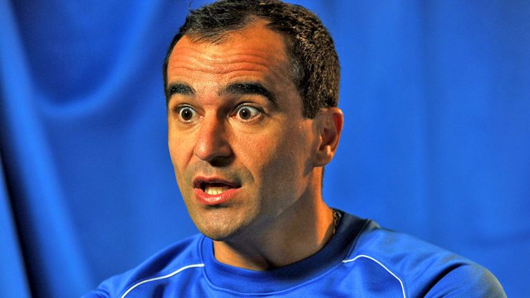 Roberto Martinez: Says there is no grey area