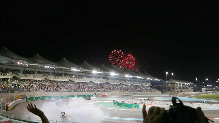 Abu Dhabi: Will remain the only double points round in 2014