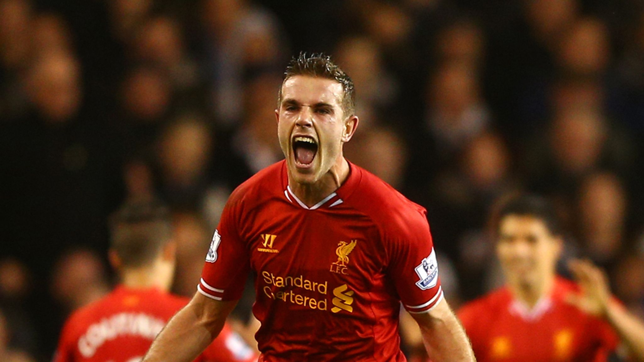 Premier League: Liverpool midfielder Jordan Henderson optimistic ...