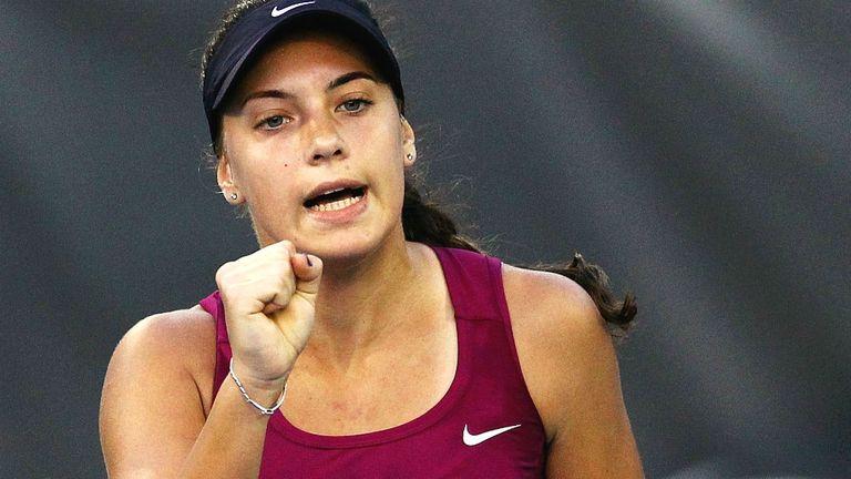 Ana Konjuh: The Croatian teenager upset top-seeded Roberta Vinci