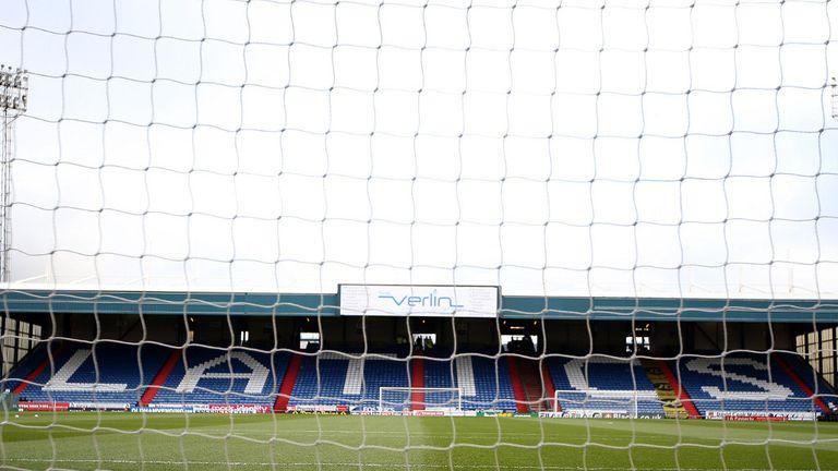 HMRC raided Oldham Athletic on Monday