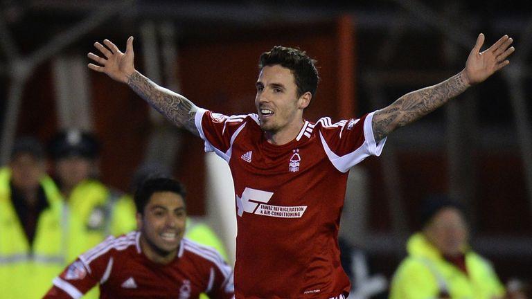 Matt Derbyshire: Scored the opening goal