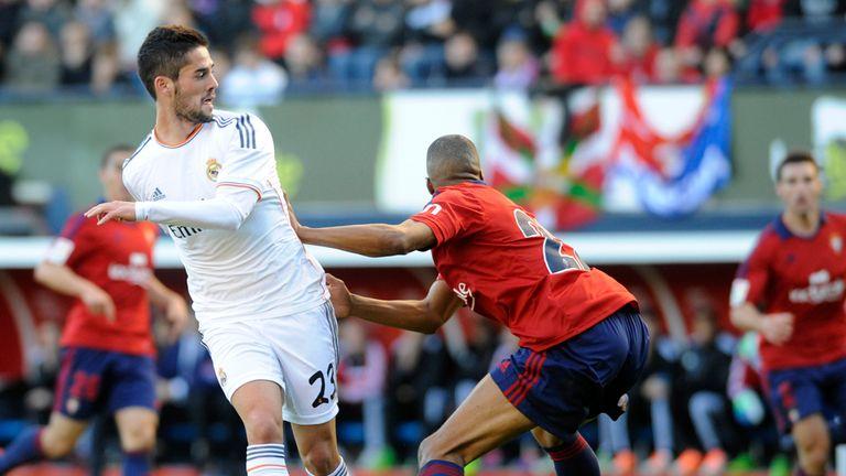 Osasuna 2 - 2 R Madrid - Match Report & Highlights