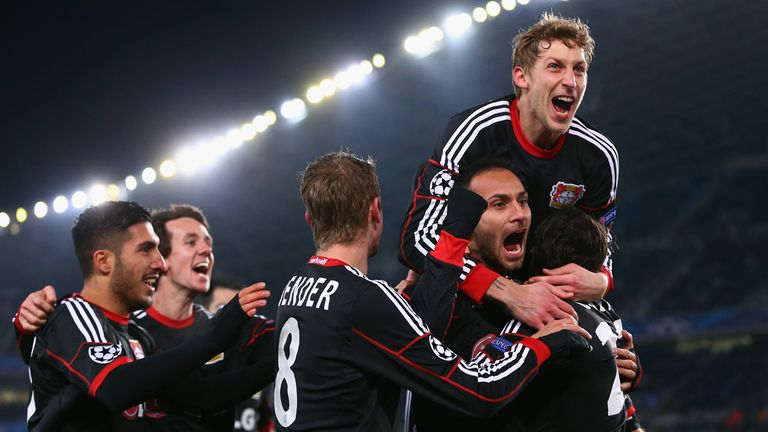 Omer Toprak: Solitary strike enough to send Bayer Leverkusen through