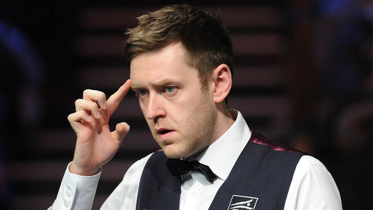 Ricky Walden: The Chester potter held off Crucible debutant Kyren Wilson