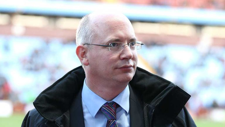 Shaun Harvey: Football League chief executive keen to continue dialogue over Commission's findings