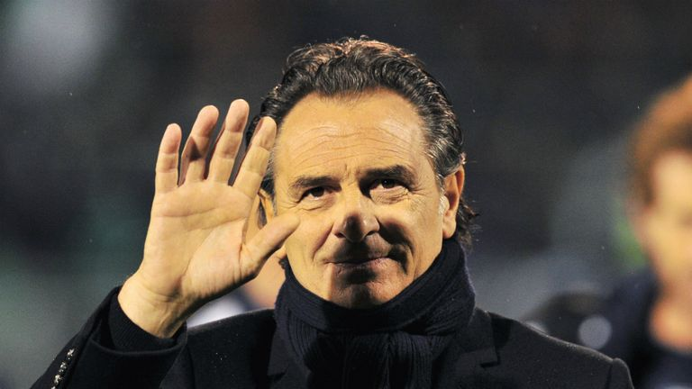 Cesare Prandelli: Confident Italy can beat the best in Brazil