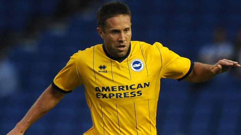 Matthew Upson: Head in a late winner for Brighton at Middlesbrough