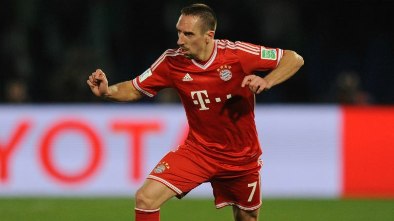 Franck Ribery: Open to playing in the USA or UAE