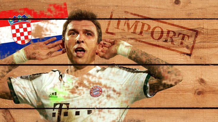 Transfer Targets Mario Mandzukic
