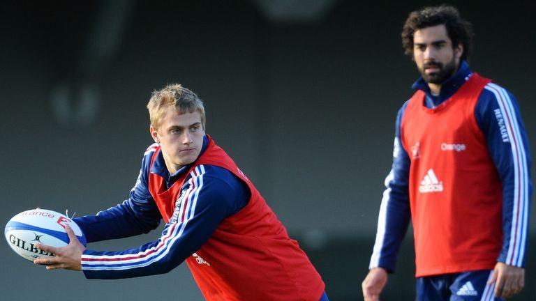 Jules Plisson: Stade Francais fly-half to start for France against England